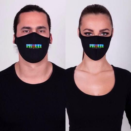 PROUD.ROOTS FACEMASK 2PACK VLAG