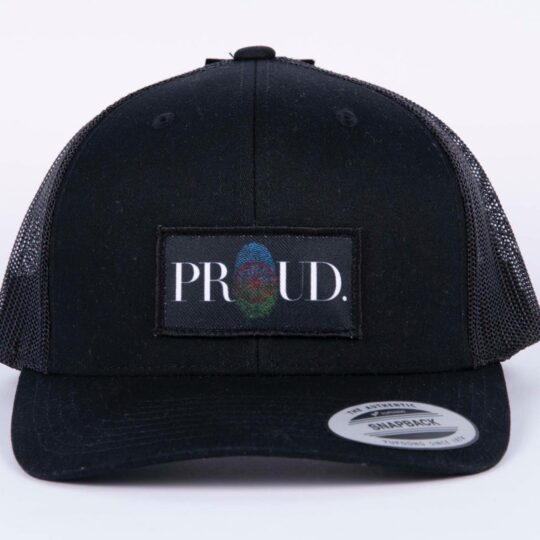 PROUD.ROOTS TRUCKER DNA