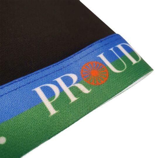 PROUD.TRAVELER FLAG BAND